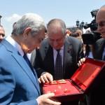 President Sargsyan